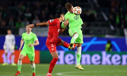 Вольфсбург - Севилья 1:1. Обзор матча и видео голов