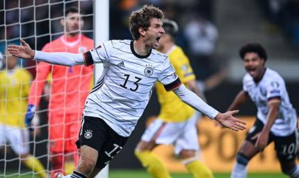 До сенсации не хватило совсем немного. Германия - Румыния 2:1. Видео голов и обзор матча