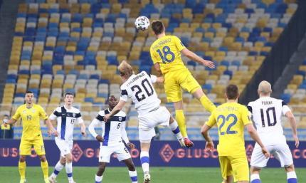 Левченко - о матче с Финляндией: Все ребята, кроме, может быть, Цыганкова, не испортили кашу