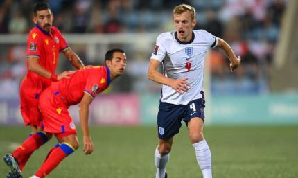 Под наблюдением Монзуль. Андорра - Англия 0:5. Обзор матча, видео голов