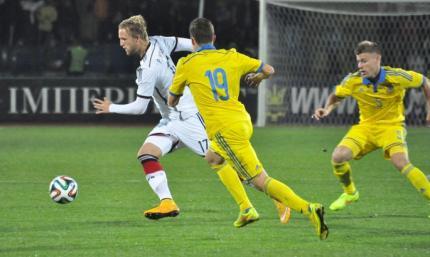 За пижонство не наказали. Украина U-21 минимально победила фарерских сверстников