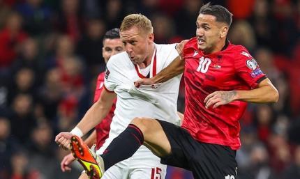 Албания - Польша 0:1. Неоценимая победа