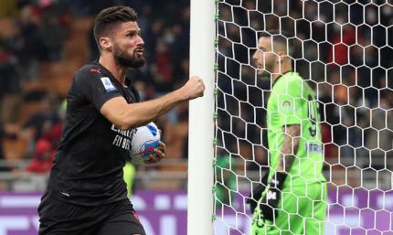 Серия А. Обескровленный Милан возвращается с 0:2 и побеждает