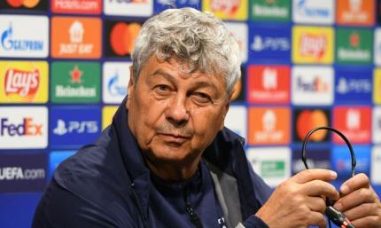 Луческу: Я согласен с Куманом - Барселоне будет сложно рассчитывать на что-то в этом сезоне ЛЧ