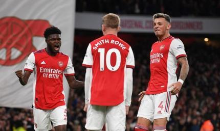 Арсенал принимает Лидс в матче Кубка лиги. Текстовая трансляция