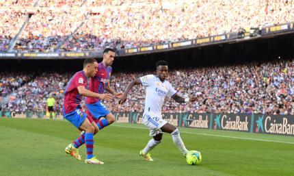 Куман опять проиграл топ-матч. Барселона - Реал 1:2. Видео голов и обзор поединка
