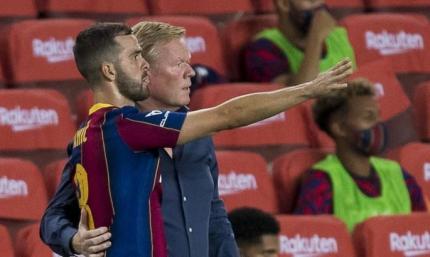Из аренды как из засады. Игрок Барселоны лайкнул пост в Instagram с призывом уволить Кумана