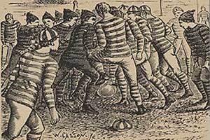 Шматочок історії. Лондон-1863