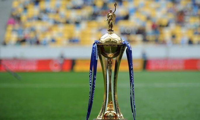 Сегодня состоятся матчи 1/8 финала Кубка Украины