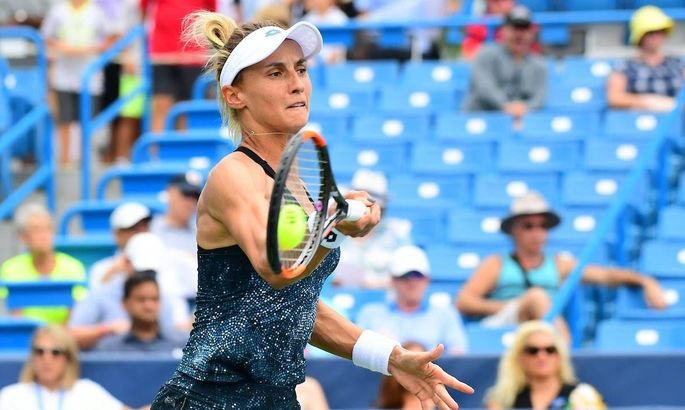 Однажды Цуренко на US Open обыграла вторую ракетку мира. ВИДЕО