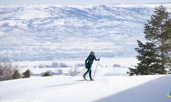 А Доротея готовится: Вирер покорила очередную вершину на пути к сезону. Фото