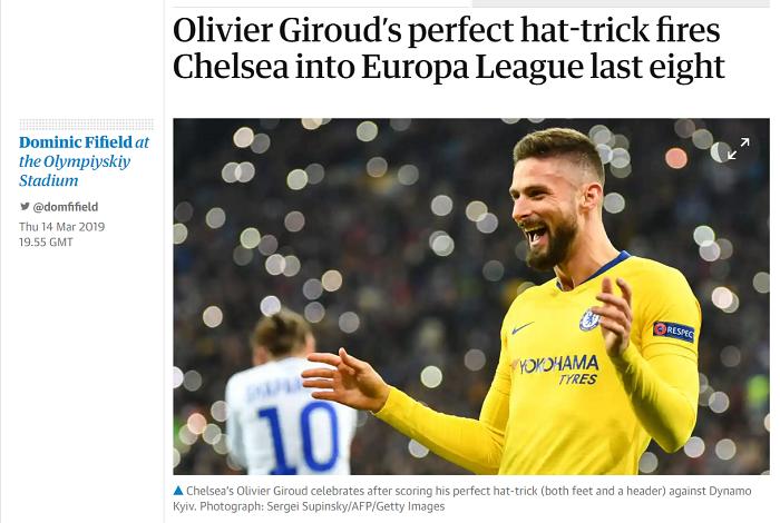 Челси почти не вспотел. Обзор британских СМИ после матча Динамо - Челси - изображение 2