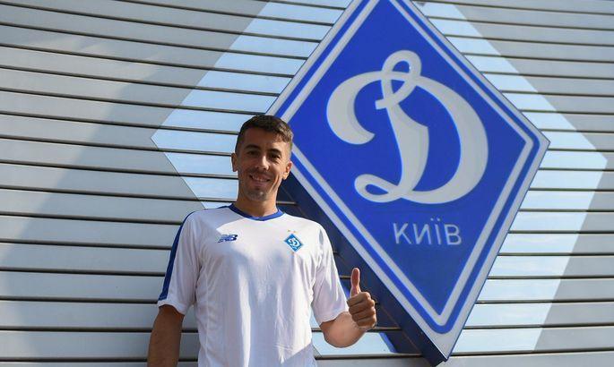Де Пена: Зараз я тут, граю за Динамо і почуваю себе чудово