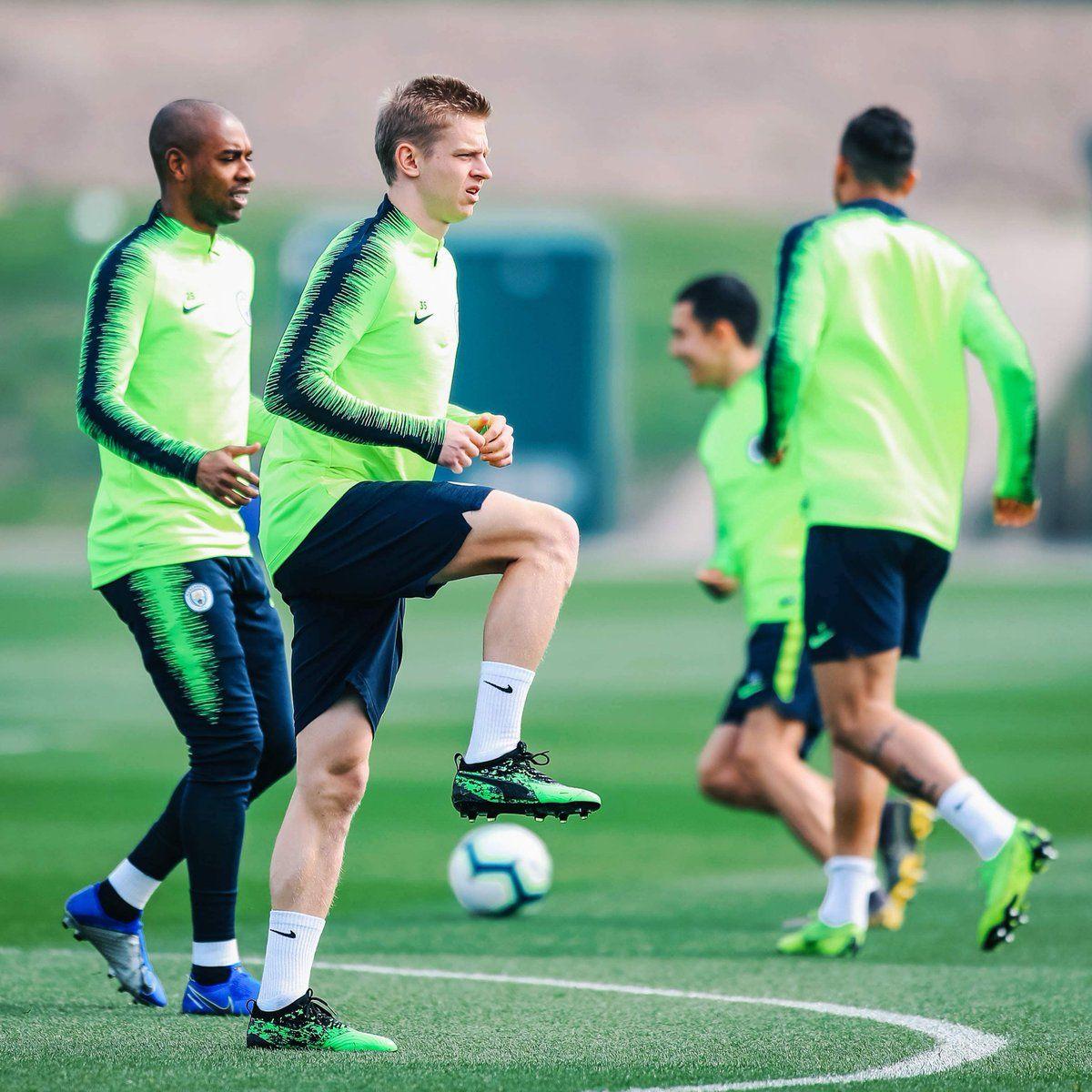Зинченко вернулся в общую группу Манчестер Сити - изображение 1