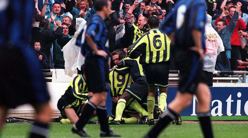 Когда-то Ман Сити был мусором. Сезон-98/99 изменил судьбу клуба - изображение 1