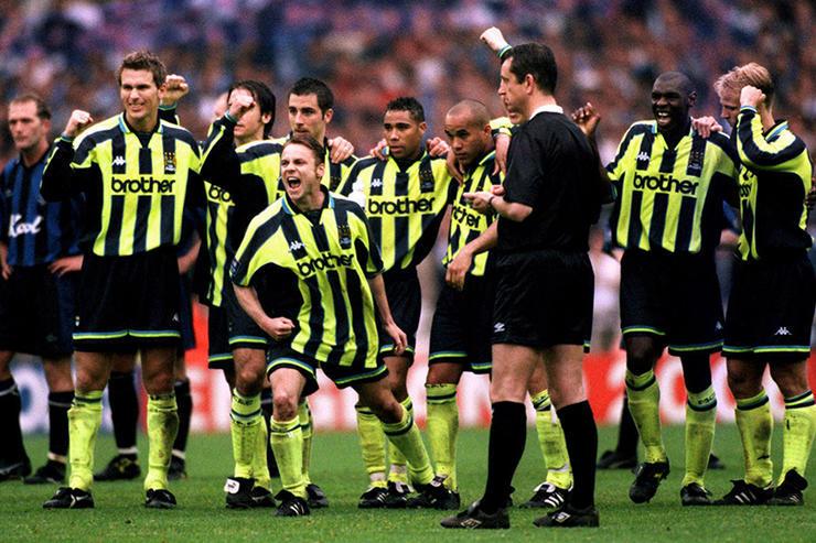 Когда-то Ман Сити был мусором. Сезон-98/99 изменил судьбу клуба - изображение 7