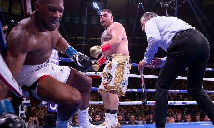 Руис: Еще год назад хотел завязать с боксом