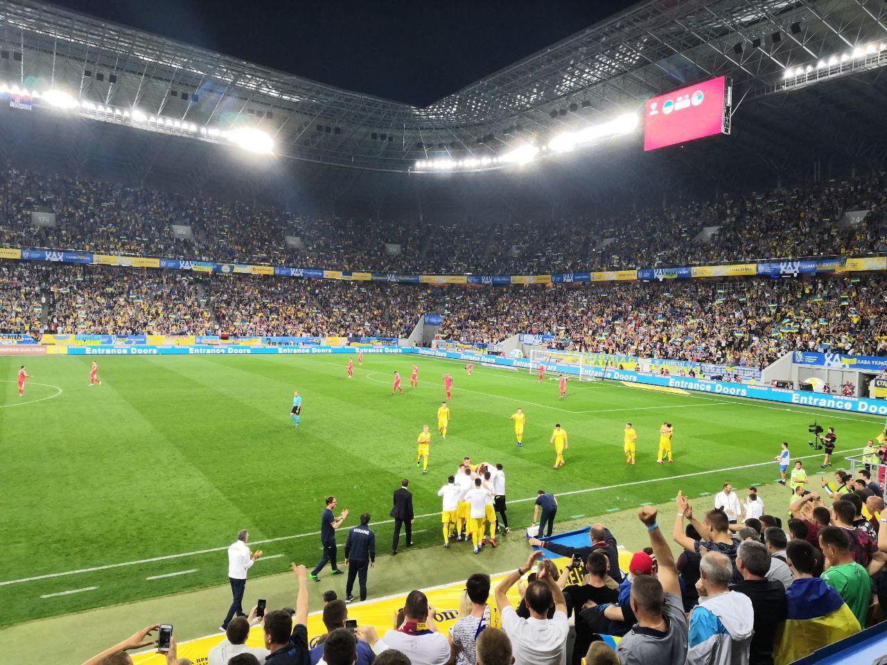 Отбор к Евро-2020. Украина - Сербия 5:0. Ад по-украински - изображение 2