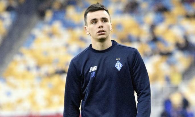 Шапаренко с пенальти принес Динамо U-21 победу над Мариуполем
