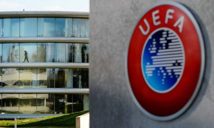 УЕФА ограничил цены на билеты для выездных болельщиков 70 евро для ЛЧ и 45 евро для ЛЕ