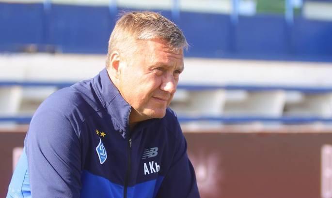 Хацкевич: Чтобы стать чемпионами, Динамо не хватило несыгранного матча в Мариуполе