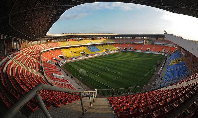 Официально: Права на стадион Юбилейный в Сумах перешли к новому владельцу