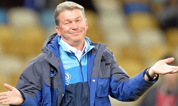 Блохин: Почему не получилось в Динамо? Просто не хватило времени