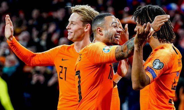 Сборная Украины на Евро-2020 сыграет в одной группе с Нидерландами