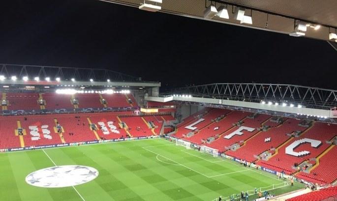 Ливерпуль планирует увеличить вместительность Энфилда до 61 тысячи зрителей