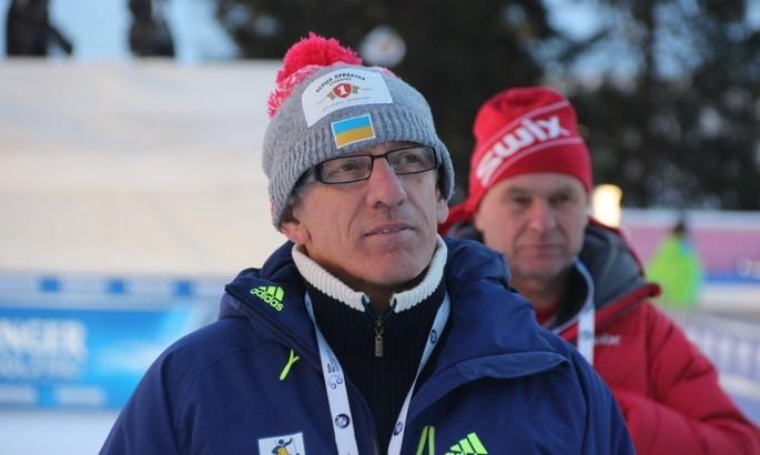 Юрай Санитра: Я бы хотел помочь команде сделать исторический шаг в мужском украинском биатлоне