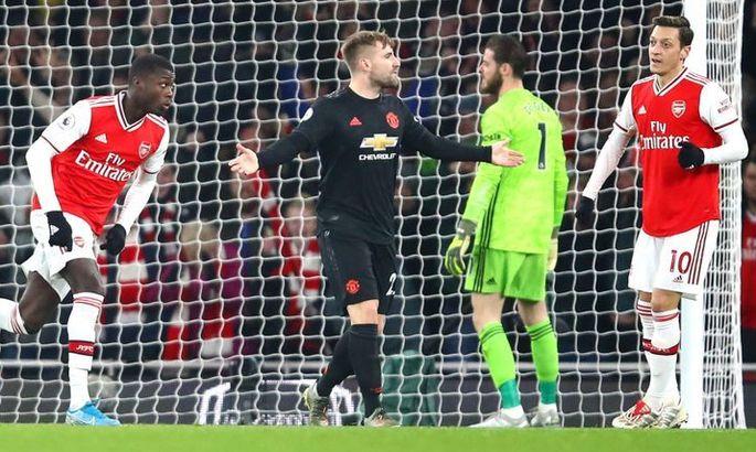 Арсенал - Манчестер Юнайтед 2:0. Первая победа Артеты, или Все надежды канониров - изображение 2