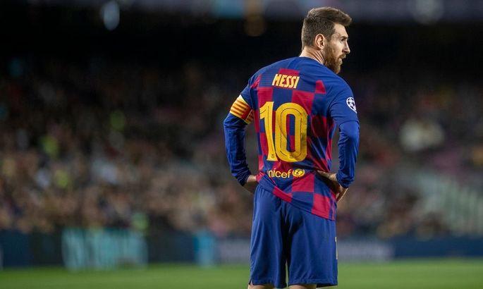 Месси – лучший игрок 2019 года по версии мадридского издания Marca. Роналду не вошел в ТОП-3