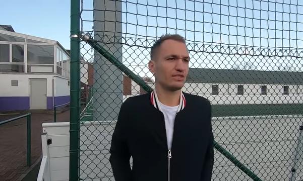 Макаренко поговорил с тренером Андерлехта о своем будущем в команде