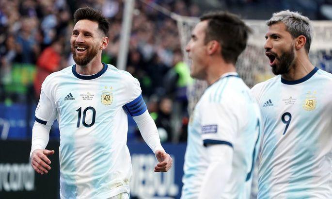 Тренерский тренд и Месси в сборной. Год пестрых эмоций футбольной Аргентины