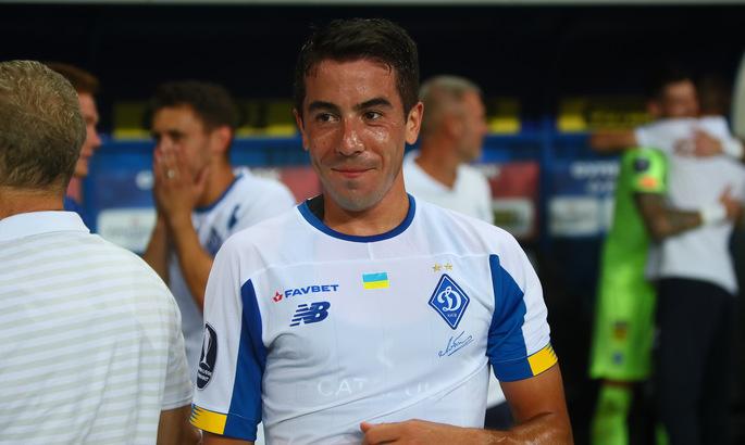 Де Пена: Надо побеждать в Кубке Украины, а также финишировать как можно выше в УПЛ