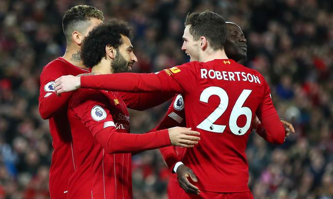 Ливерпуль - Шеффилд Юнайтед 2:0. Победа имени Салаха и Мане - изображение 1