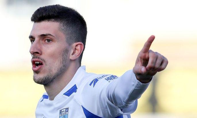 Хорватский клуб отказывается от продажи нападающего, за которым следило Динамо