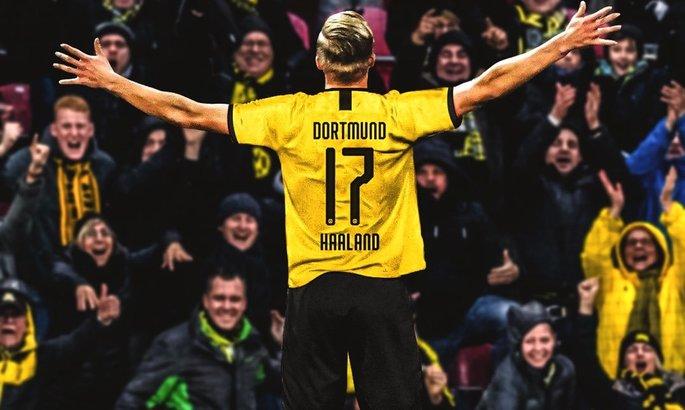 Холанд –автор лучшего гола первых матчей 1/8 Лиги Чемпионов