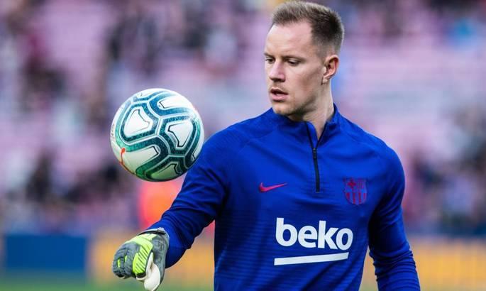 ЗМІ: Барселона і тер Штеген узгодили новий контракт