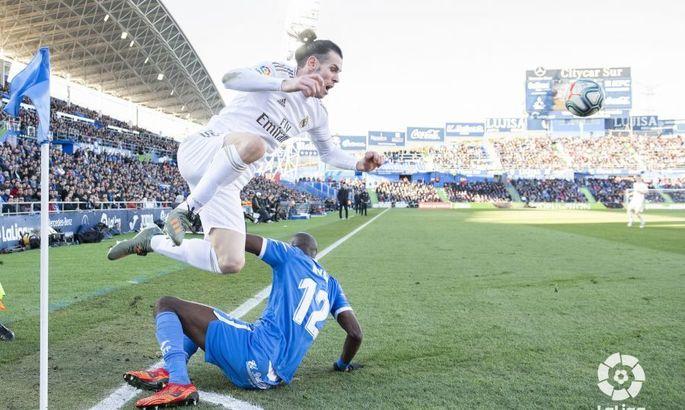 Не показово. Хетафе - Реал 0:3. Огляд матчу і відео голів