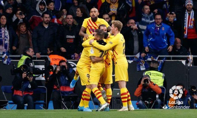 Кадис - Барселона. Где и когда смотреть онлайн прямую видеотрансляцию матча чемпионата Испании?