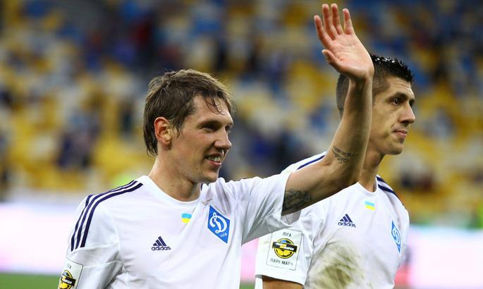 Герой футбольного дня. Денис Гармаш