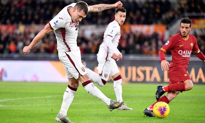 Как Белотти волков Фонсеки скрутил. Рома – Торино 0:2. Обзор матча и видео голов