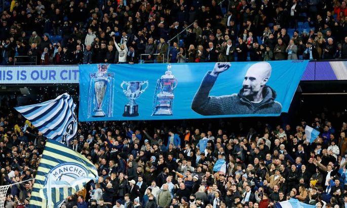 Пеп Гвардіола: Коли мене не було в Манчестері, Сіті був гучним сусідом для Юнайтед