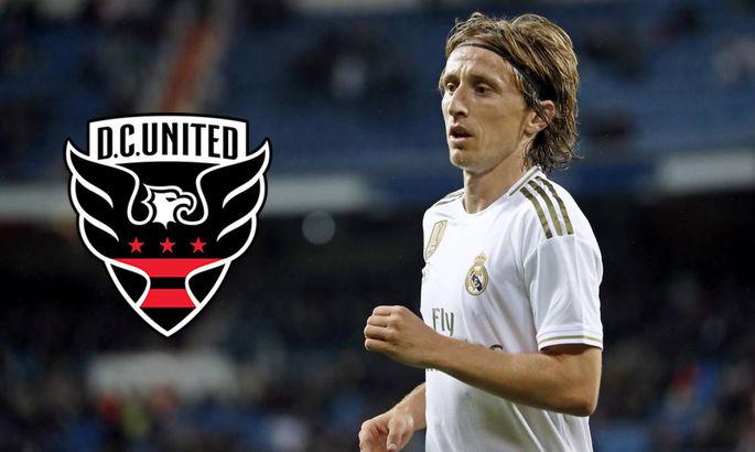 AS: Модрич перейде в клуб MLS, в якому виступав Уейн Руні