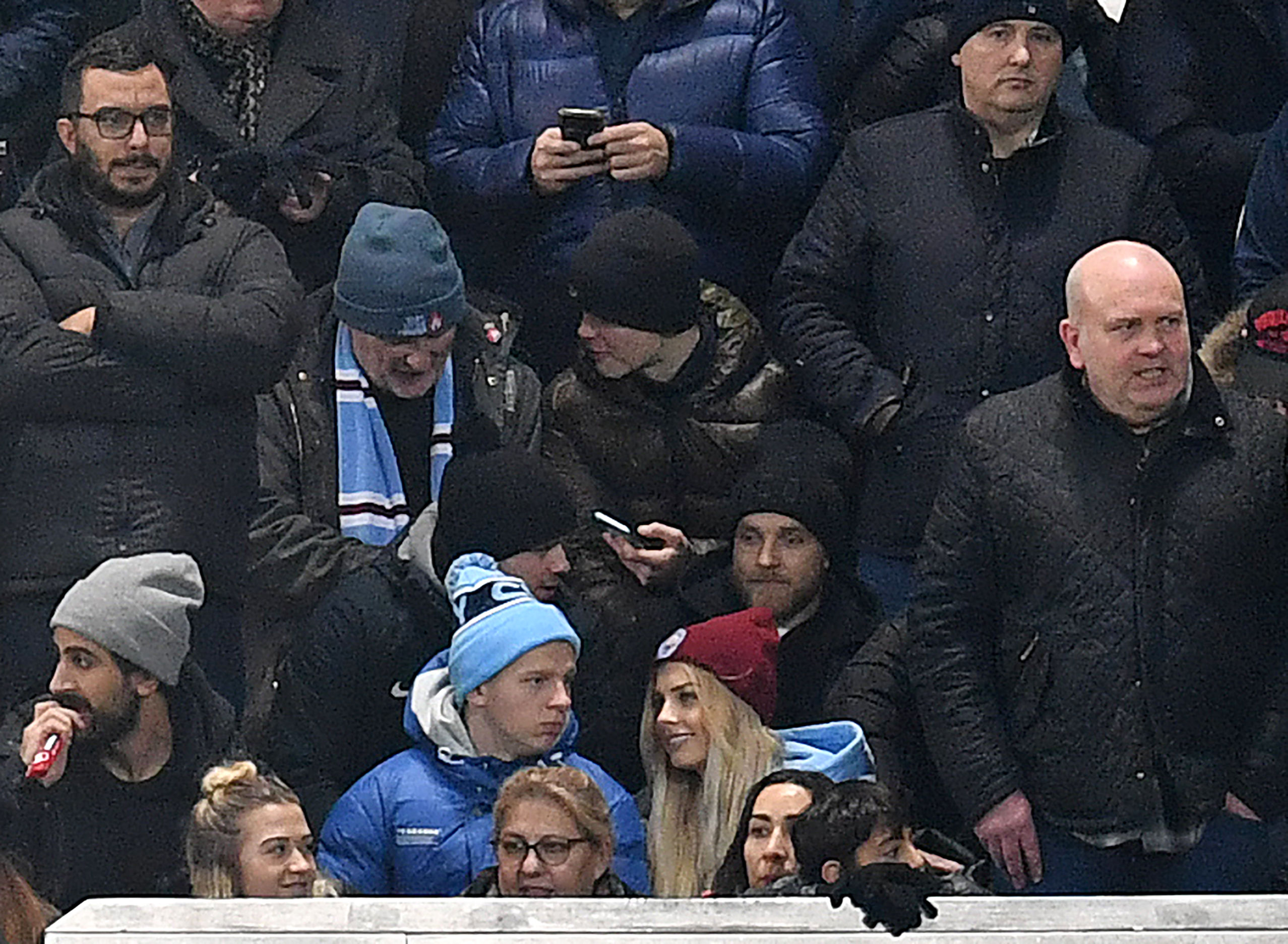 Александр Зинченко и Влада Седан стали одними из героев матча Ман Сити и МЮ. ФОТО - изображение 1