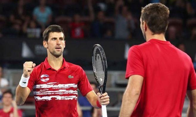 Сербия – Канада и другие пары 1/4 финала ATP Cup