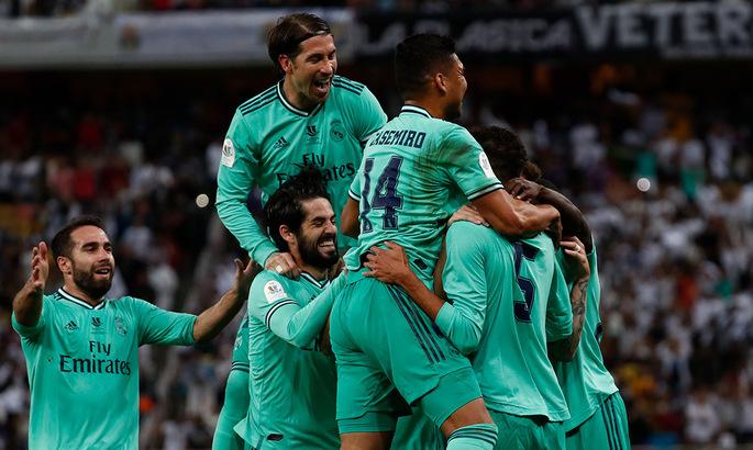 Суперкубок Іспанії. Валенсія - Реал 1:3. Дербі у фіналі бути