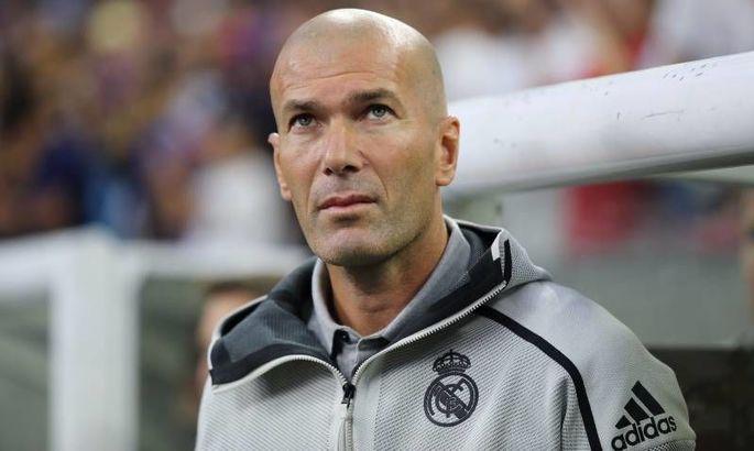 Зидан: Мне нравится быть в Реале, но в футболе никогда не знаешь что произойдет