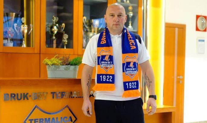 Екс-хавбек Шахтаря очолив польський клуб